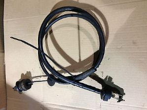 peugeot 205 1.6 / 1.9 gti be1 clutch cable steel pin and clip type